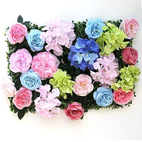 LVZAIXI Kunst-rozen hangende slinger Alles goed voor verjaardag pasgeborenen portret fotografie bruiloft achtergrond kinderen tieners volwassenen