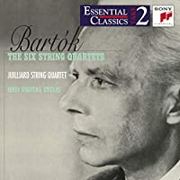 Bela Bartok: The Six String Quartets