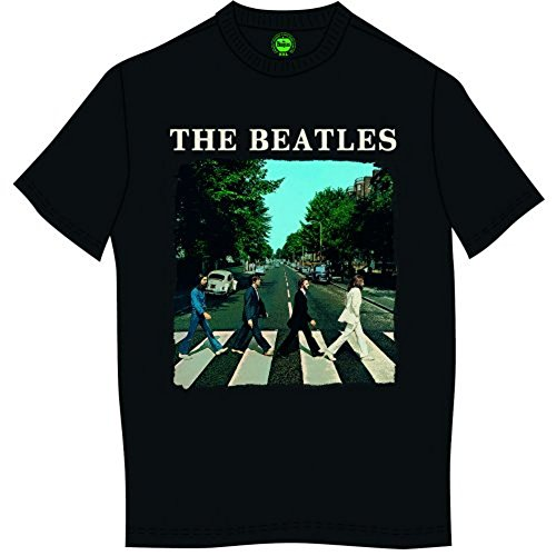 Unknown Abbey Road and Logo - Camiseta...