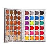48 couleurs fards à paupières cosmétique scintillement ombre palettes Eye maquillage ensemble...