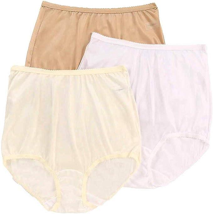 17021 Shadowline Cotton Classics Brief Panty