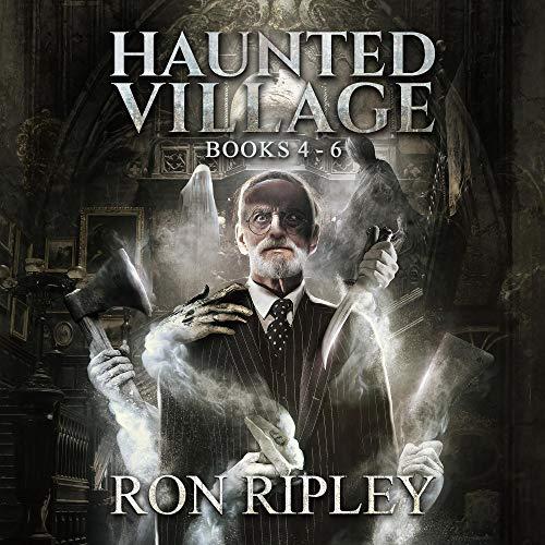 Haunted Village Series Books 4 - 6 cover art