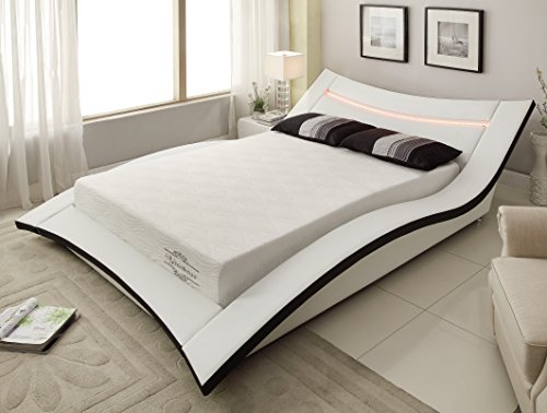 AC Pacific Best Price Mattress 10-Inch Cool Gel Infused Memory Foam Mattress Twin XL