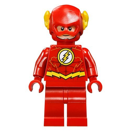 LEGO DC Super Heroes THE FLASH Minifigure - Split de 76098 (Enbolsado)