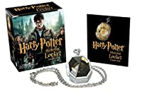 Harry Potter Locket Horcrux Kit and Sticker Book (Miniature Editions)