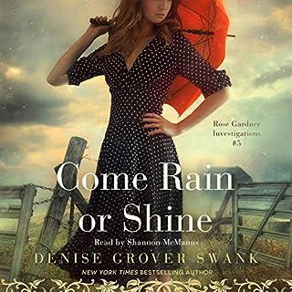 Come Rain or Shine audiobook cover art