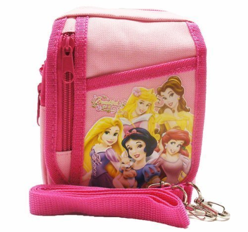 Disney Princess Mini Shoulder Bag Beauty as A Rose Pink by Disney Princess