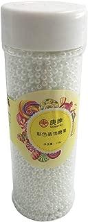 commestibili color oro feste decorazioni per alimenti 12 ml 2,5 mm Decorazioni per cupcake con mini perle per feste di nozze