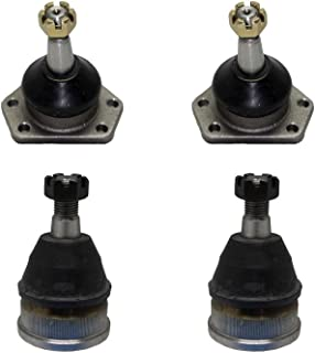 Detroit Axle - Brand New Upper and Lower Ball Joint Kit 2WD Trucks Only