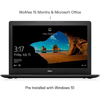 Dell Inspiron 5570 Intel Core i5 8th Gen 15.6-inch FHD Laptop (8GB/2TB HDD/ Windows 10/MS Office/2GB Graphics/Black/2.5kg/Without DVD)