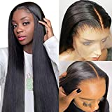 Best Full Lace Wigs - Crissel HD Transparent Lace Front Wigs Human Hair Review