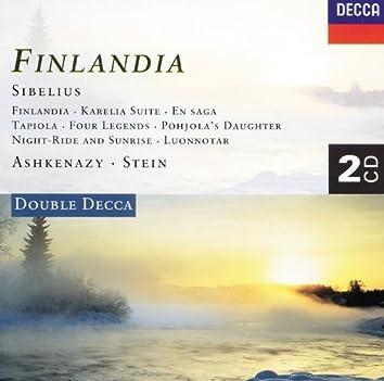 Sibelius: Finlandia; Luonnotar; Tapiola etc.