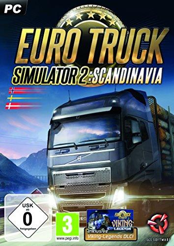 Euro Truck Simulator 2: Scandinavia Add-On - [PC]
