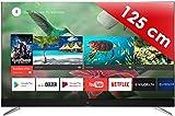 TCL U49C7026 televisore 49 pollici (Smart TV, 4K UHD, HDR Pro, Android TV, Micro...