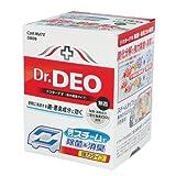 カーメイト 車用 消臭剤 ドクターデオ(Dr.DEO) スチームタイプ 置き型 ウイルス除去 無香 安定化二酸化塩素 販売ルート限定品 20ml DSD5