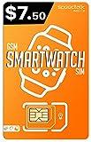 Padfender SpeedTalk Mobile Smart Watch SiM Card | 3 in 1 SIM Card | GSM 4G LTE - Smartwatches, Kids Smartwatch and Wearables