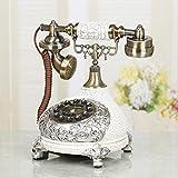 motes uvar Teléfono Antiguo, Teléfono, Retro–Teléfono, Oficina, en casa,...