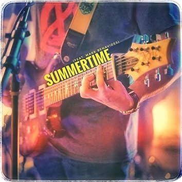 Summertime (feat. Mark Benavides)