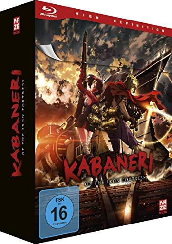 Kabaneri Of The Iron Fortress - Vol.3 - [Blu-ray] mit Sammelschuber