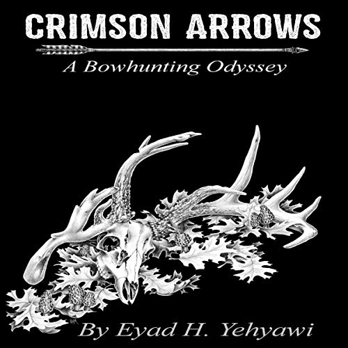 Crimson Arrows audiobook cover art