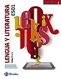Código Bruño Lengua y Literatura 1 ESO - 3 volúmenes - 9788469610053