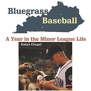 Bluegrass Baseball audiobook cover art