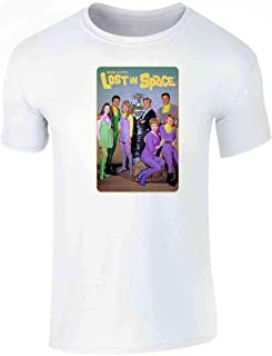 Lost in Space Cast Photo Retro Classic SciFi TV Short Sleeve T-Shirt
