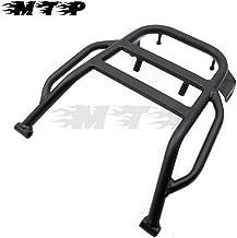 Jonathan-Shop - For Suzuki DR650 DR 650 Motorcycle Tail Rear Luggage Rack Saddlebag Cargo Holder Shelf Mounting Bracket Black