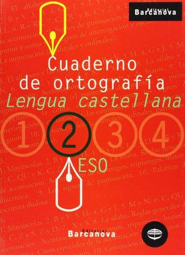 Cuaderno de ortografía 2 (Materials Educatius - Eso - Lengua Castellana) - 9788448917197