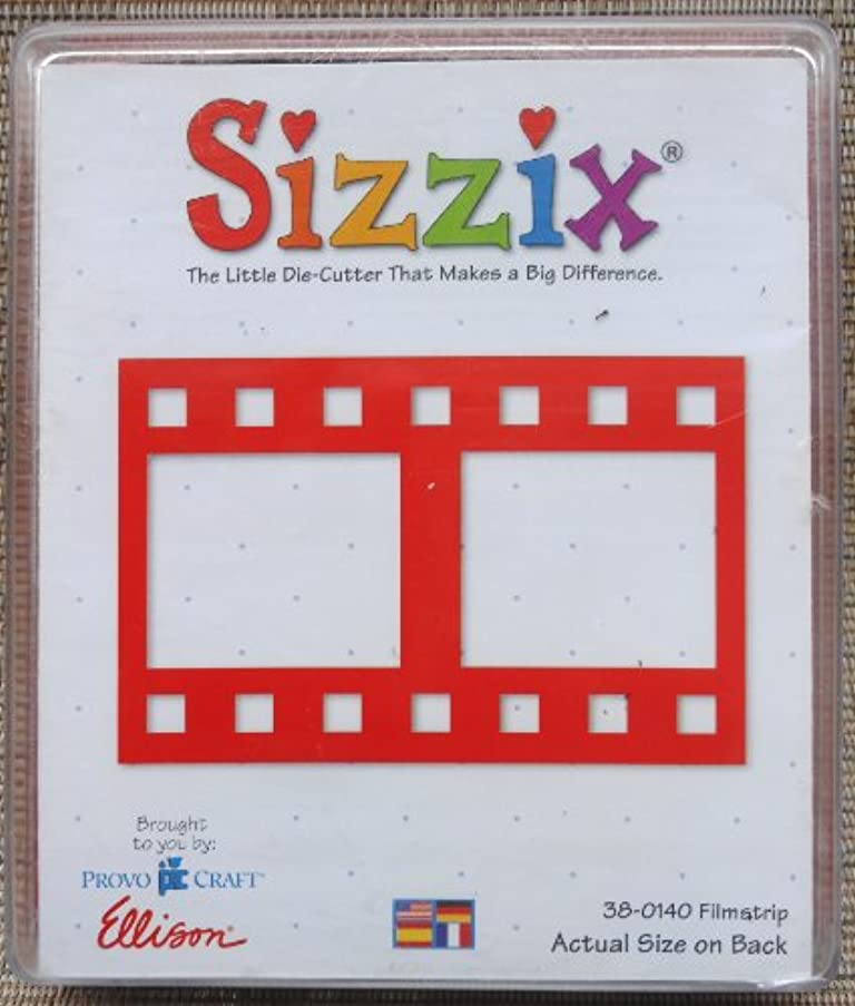 Sizzix Large Die Cut - Filmstrip - 38-0140 - Hurry! Only 1!