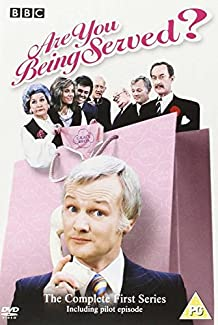 Are You Being Served? - The Complete First Series