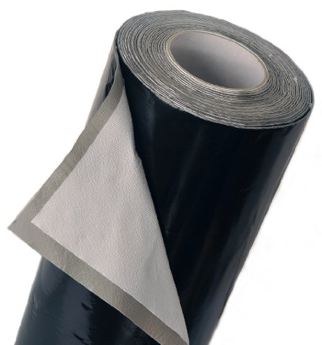 FatMat Self-Adhesive Black Butyl MegaMat Sound Deadener Pack with Install Kit - 10 Sq Ft x 70 mil...