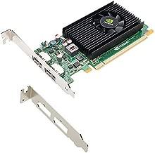 NVIDIA NVS 310 by PNY 512MB DDR3 PCI Express Gen 2 x16 DisplayPort 1.2 Multi-Display Professional Graphics Board, VCNVS310DP-PB (Renewed)