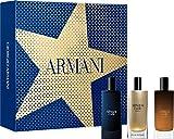 Giorgio Armani Code Set Code Eau De Toilette 15ml, Code Profumo Eau De Parfum 15ml & Code Absolu Eau De Parfum 15ml