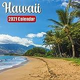 Calendar 2021 Hawaii: Amazing Hawaii Images Monthly Mini Calendar