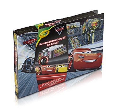 CRAYOLA Valigetta dell'Artista Disney Cars 3, 04-0290