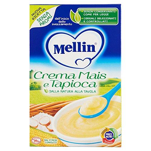 Mellin Crema Mais e Tapioca - 200 g