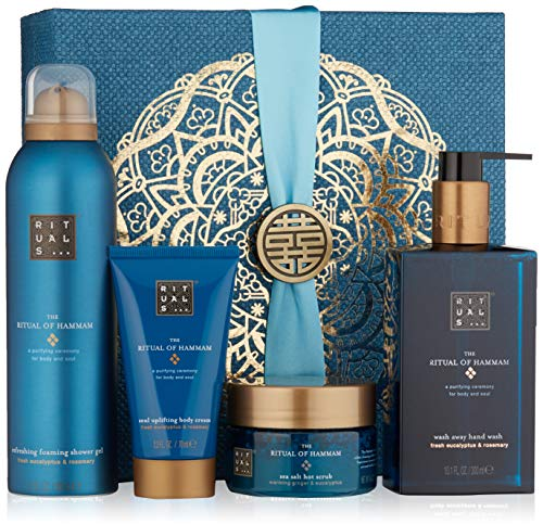 RITUALS The Ritual of Hammam Geschenkset mittel Purifying Treat