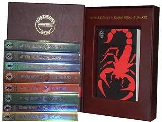 Alex Rider Collection: Scorpia Rising, Stormbreaker, Point Blanc, Skeleton Key, Eagle Strike, Scorpia, Ark Angel, Snakehea...