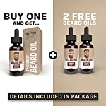 Best Beard Oil for men – Crafted Beard Oil Conditioner - Tobacco Vanilla Scent – All Natural Beard Oil and Mustache Oil… 6