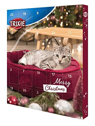 Trixie 9269 Adventskalender voor Katten, 30 × 34 × 3,5 cm