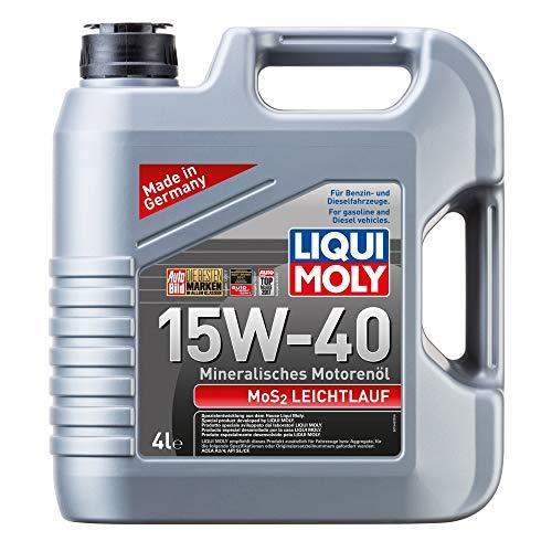 Motorolie LIQUI MOLY 15W40, 4 liter