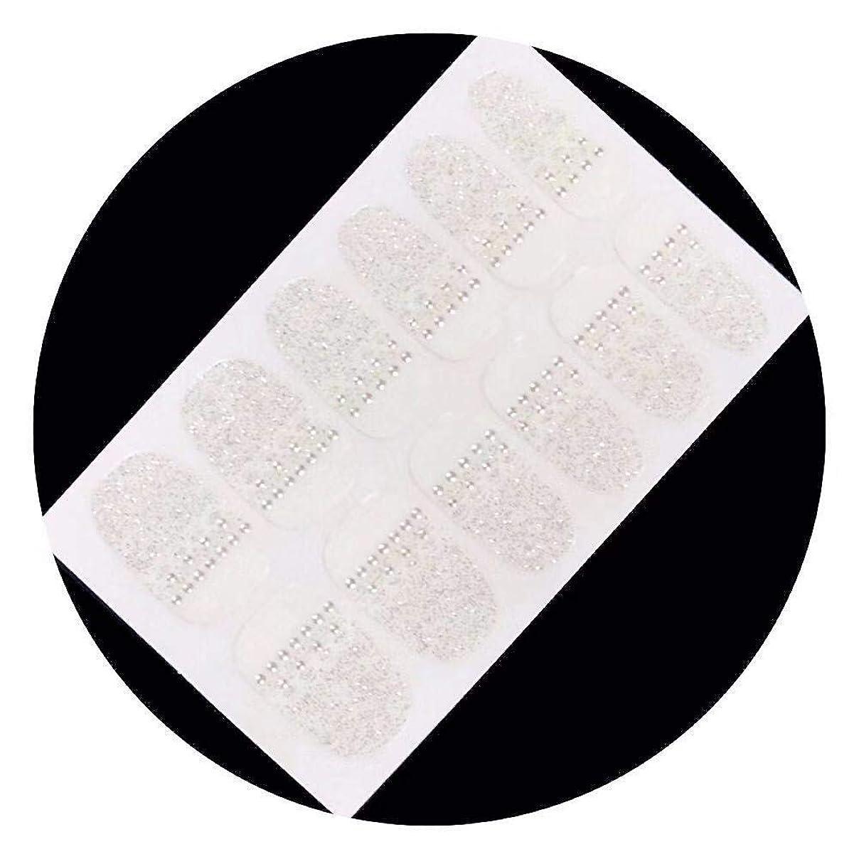 ブランデーマルクス主義者バッジネイルシール ネイルラップ ネイルアート 貼るだけ バリエーション豊富な貼るネイルシール 爪やすり付き 12ピース (黒ダイヤモンド327)
