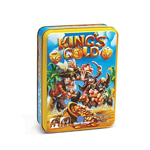 Blue Orange Jeu King's Gold e