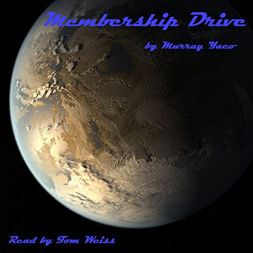 Membership Drive audiobook cover art