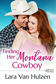 Finding Her Montana Cowboy (The Marietta St Claire's Book 4)