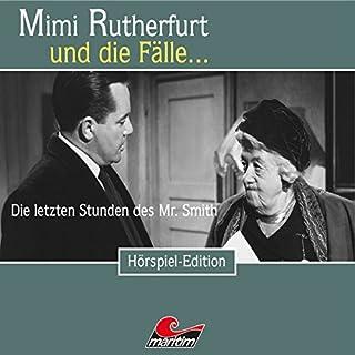 Die letzten Stunden des Mr. Smith (Mimi Rutherfurt 32) Titelbild