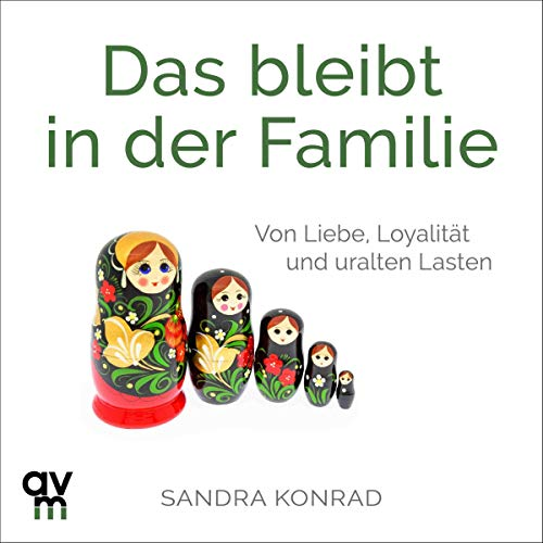 Das bleibt in der Familie audiobook cover art