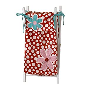 Cotton Tale Designs Hamper with Frame
