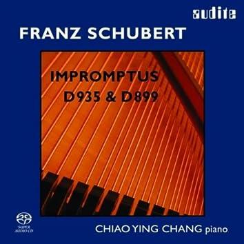 Franz Schubert: Impromptus D 935 & D 899